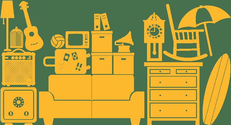 Guarde tudo o que Precisar no Self Storage da Brasil Storage