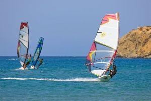 Quais os principais equipamentos de Windsurf?
