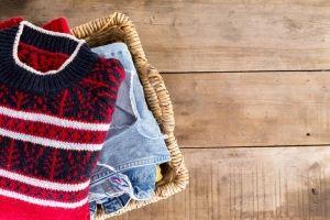 Como guardar corretamente roupas de inverno em 4 passos