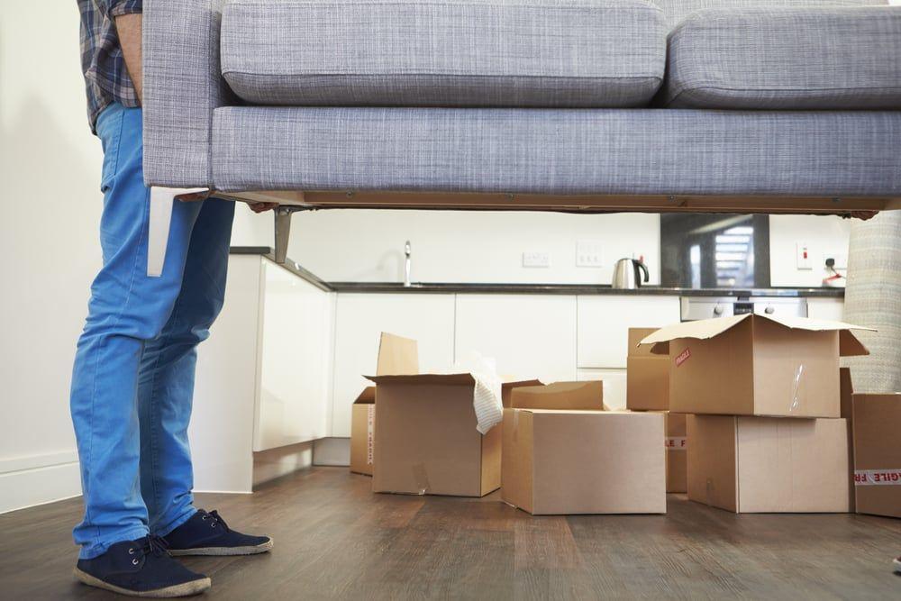 Mudança: os móveis não couberam na casa nova, e agora?