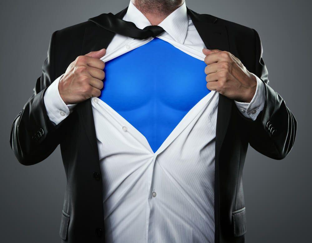 Se o self storage fosse um super-herói, qual ele seria?
