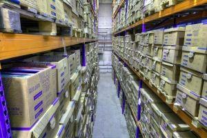 Por que armazenar documentos da minha empresa em um Self Storage?