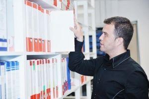 Como aumentar a eficiência da empresa com a organização de documentos?