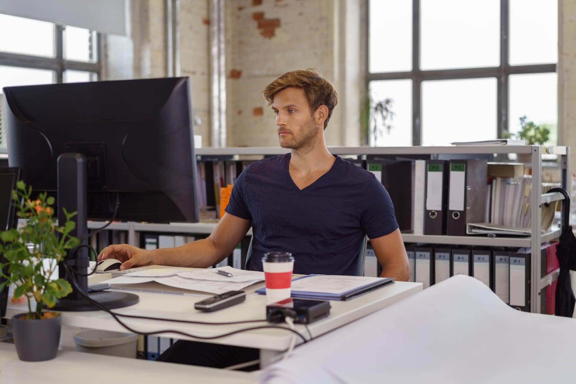 Organização do ambiente de trabalho: saiba como ela afeta a sua produtividade